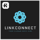 Link Connect Logo - GraphicRiver Item for Sale