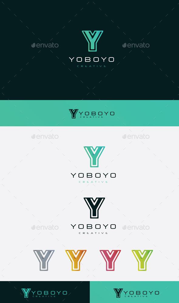 Y Letter Logo - Letters Logo Templates
