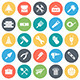 Construction and Building Icons - GraphicRiver Item for Sale