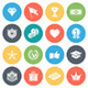 Awards and Achievements Icons - GraphicRiver Item for Sale