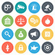 Law and Order Icons - GraphicRiver Item for Sale