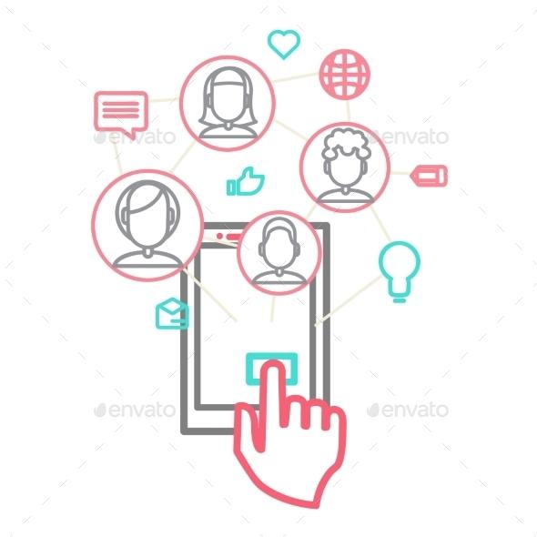 Social Media - Web Technology