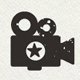 Hollywood Camera Logo - GraphicRiver Item for Sale