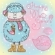 New Year Card with Cartoon Sheep  - GraphicRiver Item for Sale
