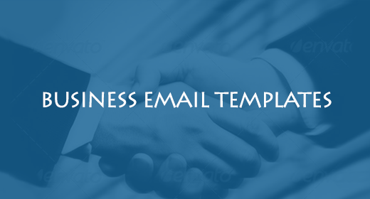 DIGITH BUSINESS EMAIL TEMPLATES
