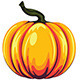 Pumpkin Illustration - GraphicRiver Item for Sale