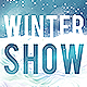 Winter Show Flyer - GraphicRiver Item for Sale