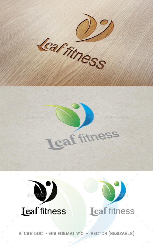 Leaf Fitness Logo