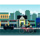 City Bike - GraphicRiver Item for Sale