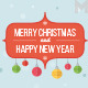 Christmas Greeting Card 1 - GraphicRiver Item for Sale
