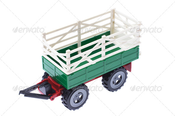 Toy Truck - Stock Photo - Images