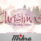 Christmas Sunrise Flyer Template - GraphicRiver Item for Sale