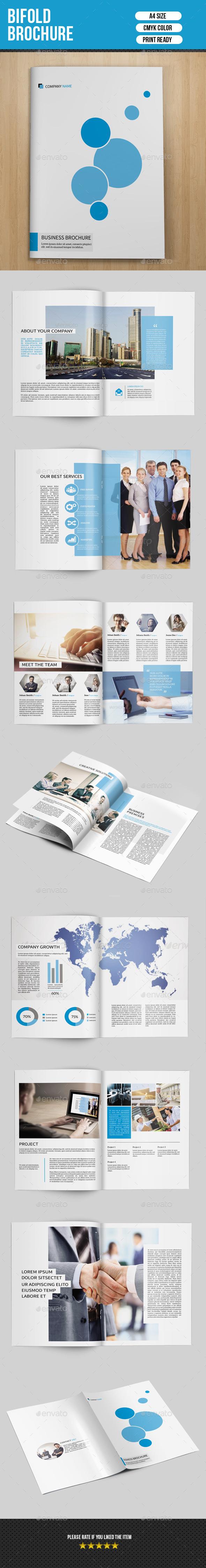 Minimal Business Brochure-V152 - Corporate Brochures