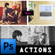 5 Different Action - GraphicRiver Item for Sale
