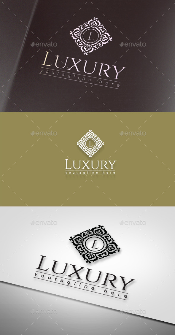 Luxury  - Crests Logo Templates