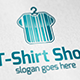 Tshirt Shop Logo - GraphicRiver Item for Sale