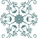 Doodle Snowflakes - GraphicRiver Item for Sale
