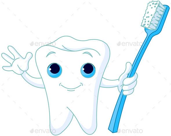 Toothy Smile - Health/Medicine Conceptual
