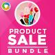 Product Sale Banners Bundle - 3 Sets