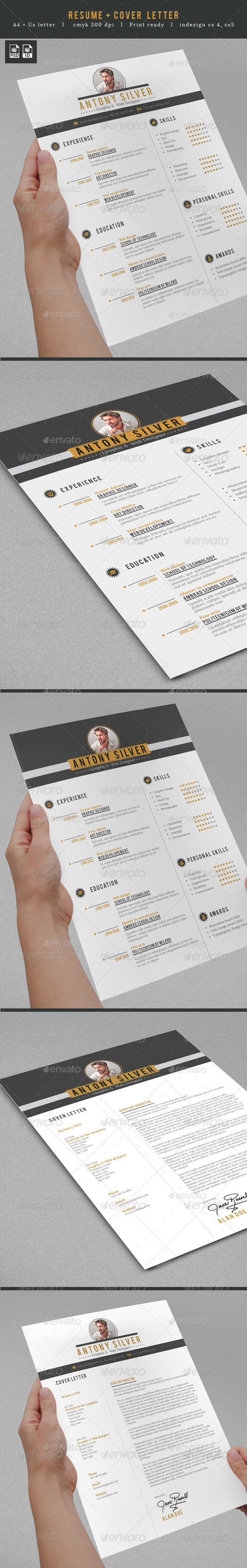 Professional Resume - Resumes Stationery