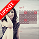 Wall Calendar 2015 And 2016 - GraphicRiver Item for Sale