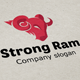 Strong Ram Logo - GraphicRiver Item for Sale