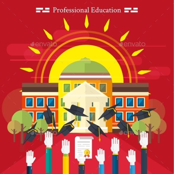 Professional Education - Conceptual Vectors