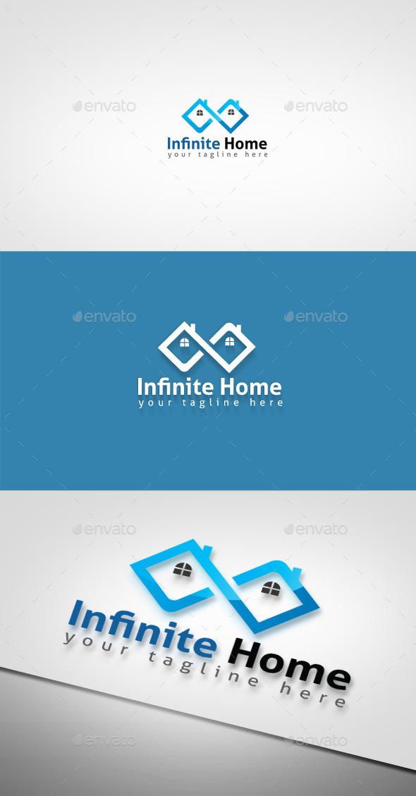 Infinite Home - Buildings Logo Templates