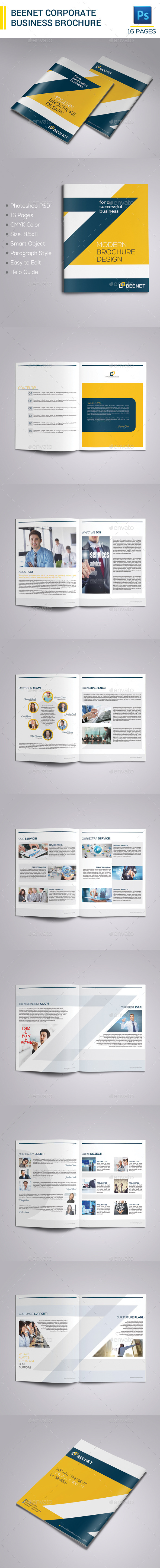 Beenet Corporate Business Brochure - Corporate Brochures