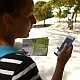 Tourist Woman With Map and Smartphone - VideoHive Item for Sale