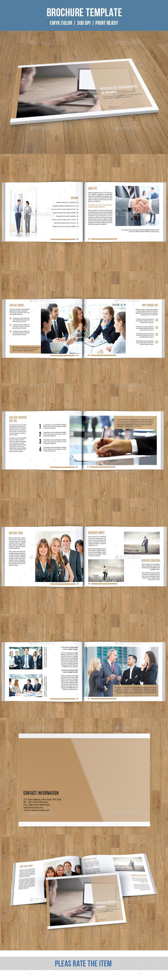 Business Catalog Template-V139 - Catalogs Brochures