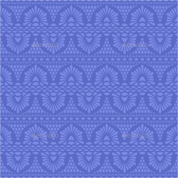 Vintage Seamless Pattern - Patterns Decorative