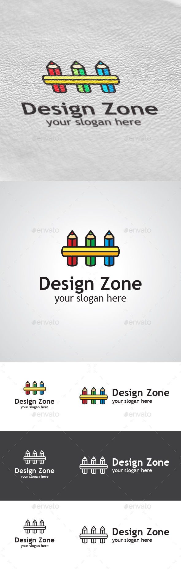 Design Zone Logo Design - Objects Logo Templates