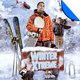 Winter Extreme Flyer Template