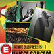 Reggae Concert Flyer Template - GraphicRiver Item for Sale