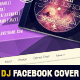 Dj Release Facebook Timeline Cover Template - GraphicRiver Item for Sale
