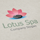 Lotus Spa Logo - GraphicRiver Item for Sale