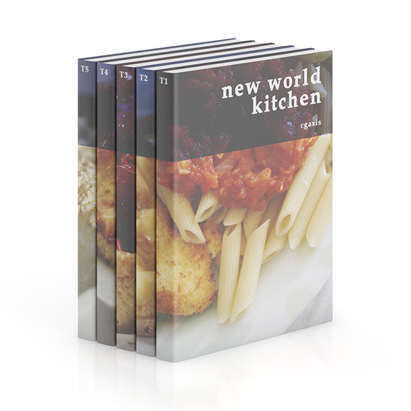 Books 11 - 3DOcean Item for Sale