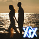 Couple Walking On The Beach - VideoHive Item for Sale