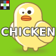 Cartoon Chicken Voice