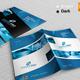Swiss Corporate Presentation Folder - GraphicRiver Item for Sale