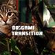 Origami Photo Slide - VideoHive Item for Sale
