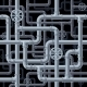 Seamless Pipes Background - GraphicRiver Item for Sale