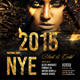 NYE Black & Gold - GraphicRiver Item for Sale