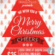 Merry Christmas Holiday Event Flyer - GraphicRiver Item for Sale