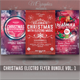 Christmas Electro Flyer Bundle Vol. 1 - GraphicRiver Item for Sale