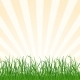 Landscape Background with Grass and Sky - GraphicRiver Item for Sale