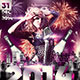 New Year Magic Party Flyer - GraphicRiver Item for Sale