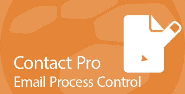 Contact Pro - Email Process Control - CodeCanyon Item for Sale