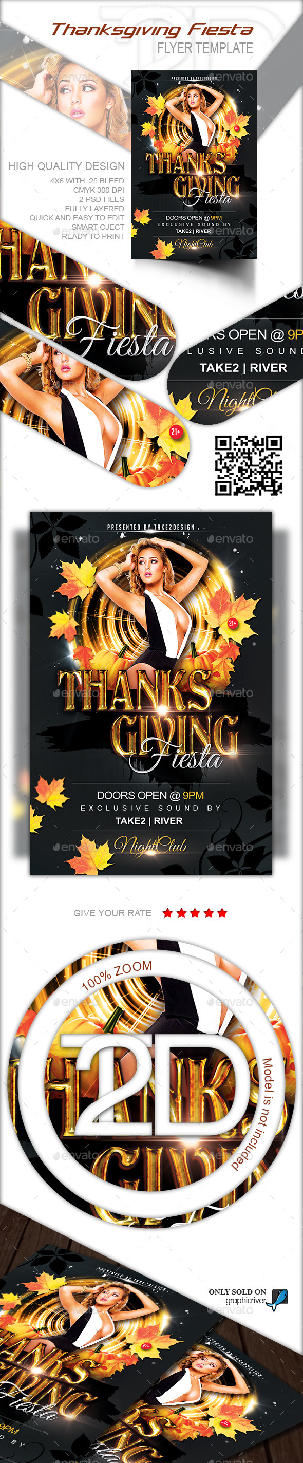 Thanksgiving Fiesta - Holidays Events